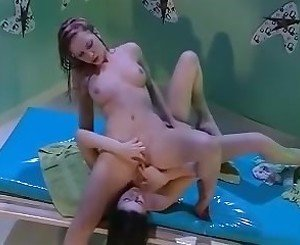 Exotic Fingering video with Lesbian,Showers scenes