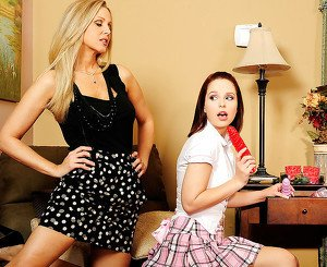 Hayden Winters,Julia Ann In Babysitters Gone Bad, Scene 5