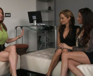 Ariella Ferrera & Prinzzess in Fashion House #02, Scene #02