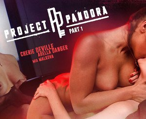 Cherie DeVille in Project Pandora: Part One, Scene #01 - GirlsWay