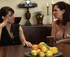 Bobbi Starr & Magdalene St. Michaels in Lesbian Triangles #14, Scene #04