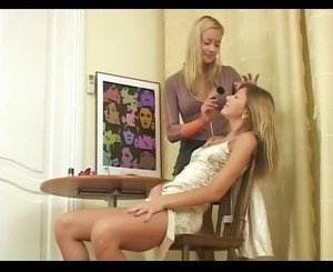 Amie and Astrid Tempting 69