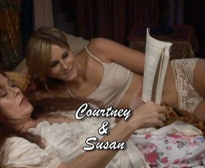 Courtney Simpson & Susan Evans in Lesbian Seductions #08, Scene #03