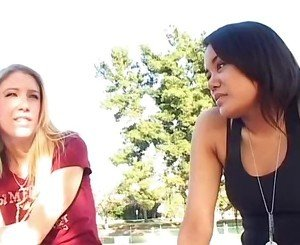 Superb Asian College adult movie