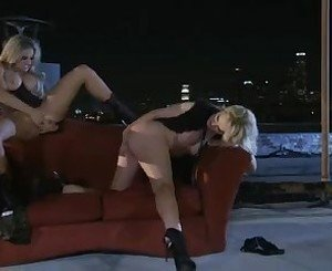 Exotic Big Tits video with Babes,Blonde scenes