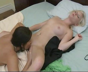 Crazy Shaved video with Cunnilingus,Lesbian scenes