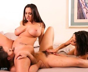 Ava Addams Step-Daughter is a Baaaaad Girl