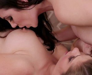 Alex Chance And Jelena Jensen Having Fun