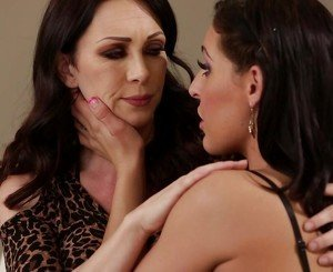 Mommy RayVeness and Gracie Glam