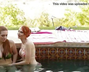 Mommy's Girl tricked into lesbian full video