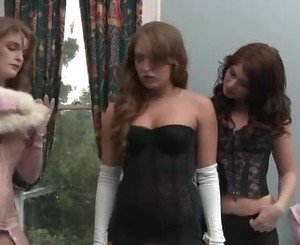 Faye Reagan, Ashlyn Rae and Keira Kelly Lingerie Party