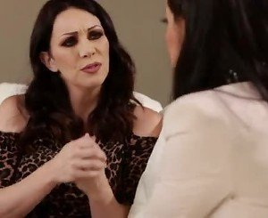 RayVeness and Gracie Glam in Mother-In-Lust: Part One