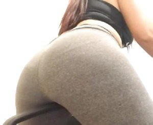 Squirting through yogapants amateur hot - Camgirls99.com